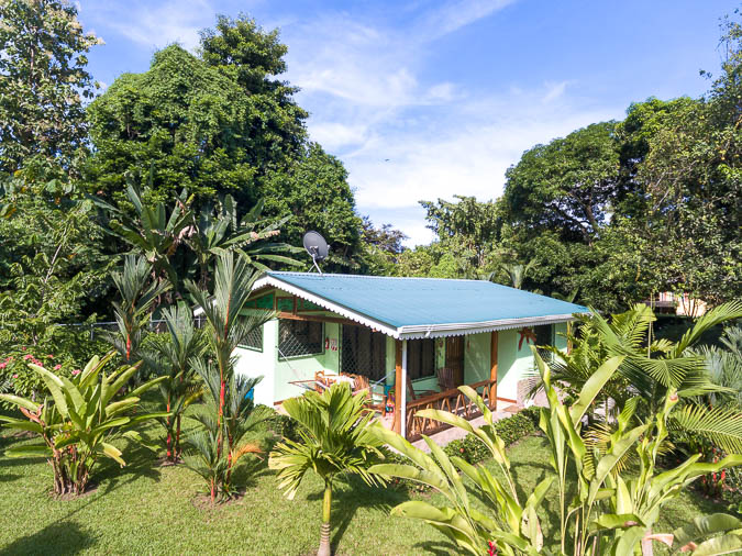 New Caribe Point in Cahuita - Villa Orchidea