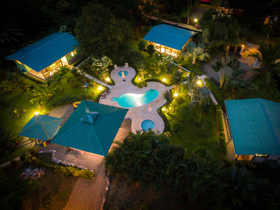 Hotels in Cahuita Costa Rica - New Caribe Point