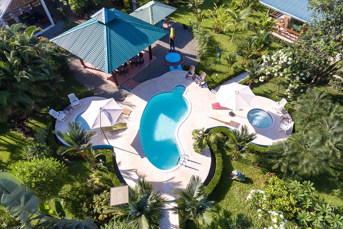 Hotel Cahuita New Caribe Point Cabinas